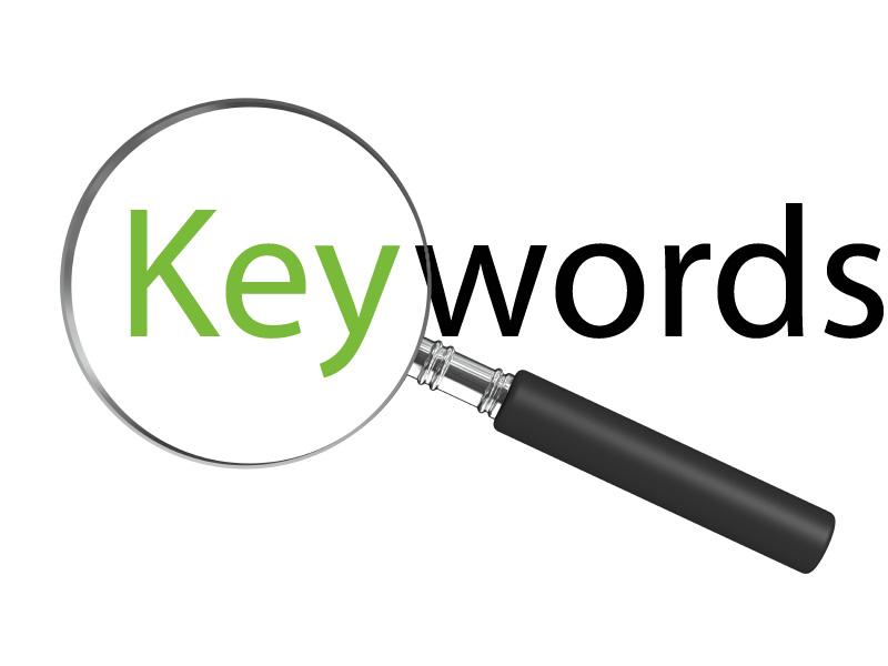 اولین کلمات کلیدی سئو